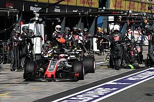 F1 突发新闻 墨尔本梦魇后哈斯重组进站团队