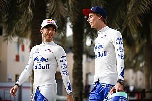 Formula 1 Son dakika Toro Rosso pilotları Bakü için çok heyecanlı