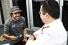 F1 Boullier, tranquilo por la renovación de Alonso: