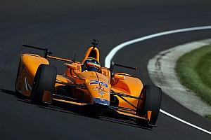 IndyCar 突发新闻 阿隆索:如果没有引擎问题,杆位或有可能