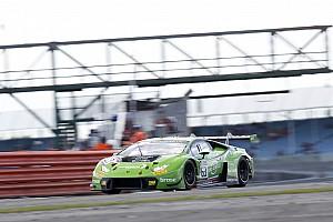BES Reporte de la carrera Nueva victoria del Lamborghini #63 con buena actuación de los españoles