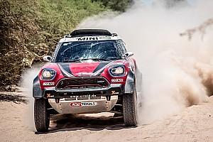 """Dakar Breaking news Peugeot faltering my """"only chance"""" for Dakar win - Hirvonen"""