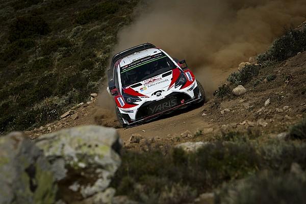 Toyota, Lappi'nin sezonu tamamlayacağını duyurdu