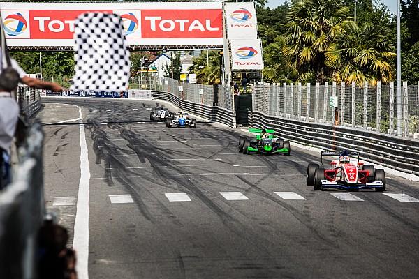 Eurocup Pau: Peroni juarai Race 2, Presley tertabrak