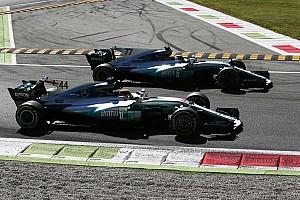 Mercedes espera una carrera difícil en Singapur