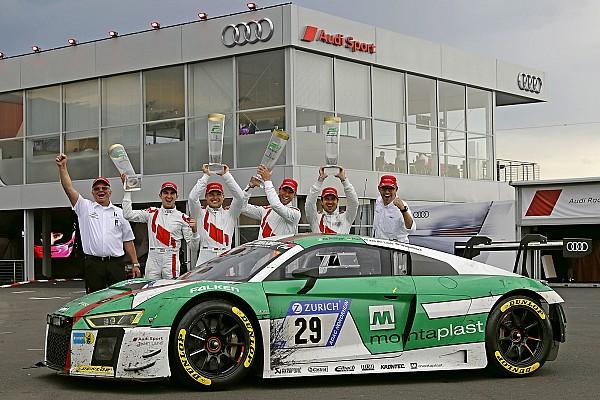 Land Audi's race was