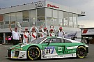 Land Audi's race was