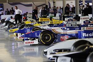 Formula 1 Top List GALERI: Mobil F1 Williams sejak 1978