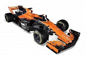 Formel 1 News Formel 1 2017: McLaren präsentiert den neuen MCL32