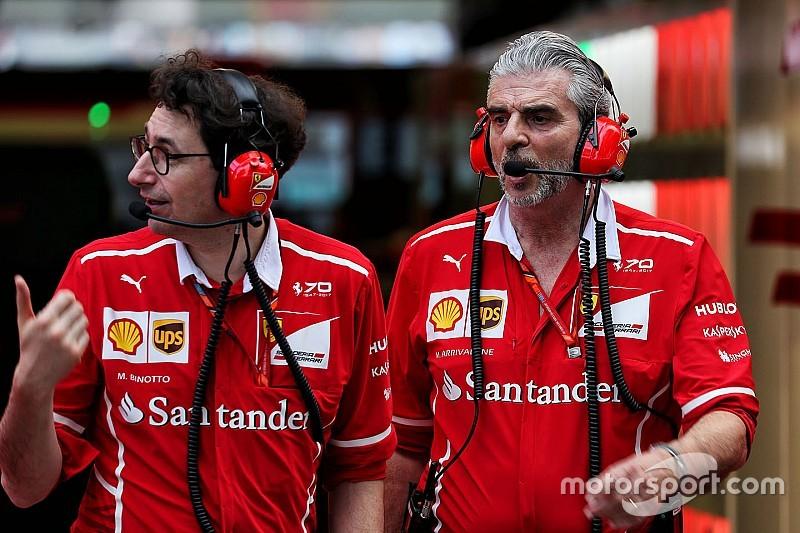"""Ferrari'de bir """"iç savaş"""" patlak vermiş olabilir"""