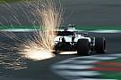 GALERÍA: las Chispas de la F1 en Silverstone