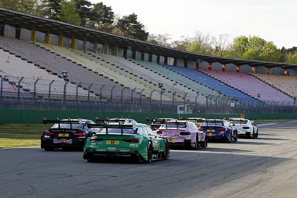 DTM Berger: 18 cars the