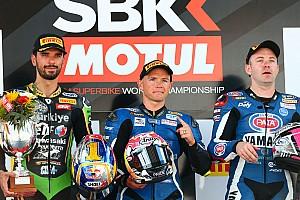 World SUPERBIKE Yarış raporu Supersport Lausitzring: Harika yarışı Morais kazandı, Kenan 2. oldu