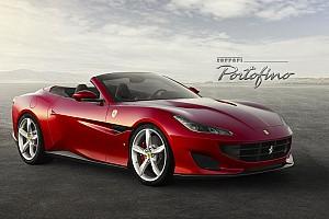 Autó BRÉKING Bemutatkozik a Ferrari California T utódja: Portofino