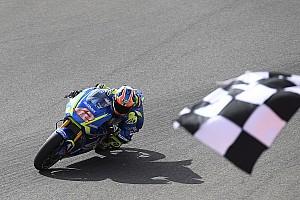 """MotoGP Noticias de última hora Rins: """"Ha sido duro, pero por fin vuelvo a correr en Assen"""" (VIDEO)"""