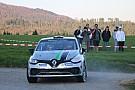 Schweizer markenpokale Clio R3T Alps Trophy: Ein weiterer Sieg im Palmarès von Florian Gonon