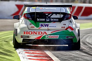 WTCC Preview Honda en mode défense ce week-end à Monza
