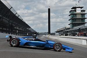 IndyCar Noticias de última hora La IndyCar desvela su coche para 2018