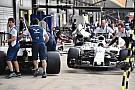 Williams, Britanya GP'de güncellemeleri ikiye ayırdı