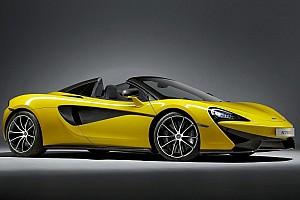 Automotivo Últimas notícias McLaren ganha representação oficial no Brasil