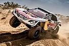 Rallye-Raid Maroc, étape 4 - Soucis chez Peugeot, Al-Attiyah leader