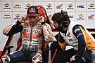 """""""Cualquier marca querría que Marc hiciera con su moto lo que hace con la Honda"""""""
