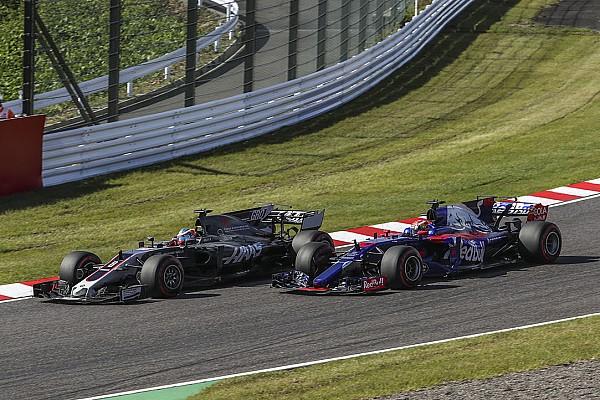 Haas espera sacar provecho del cambio de pilotos en Renault y Toro Rosso