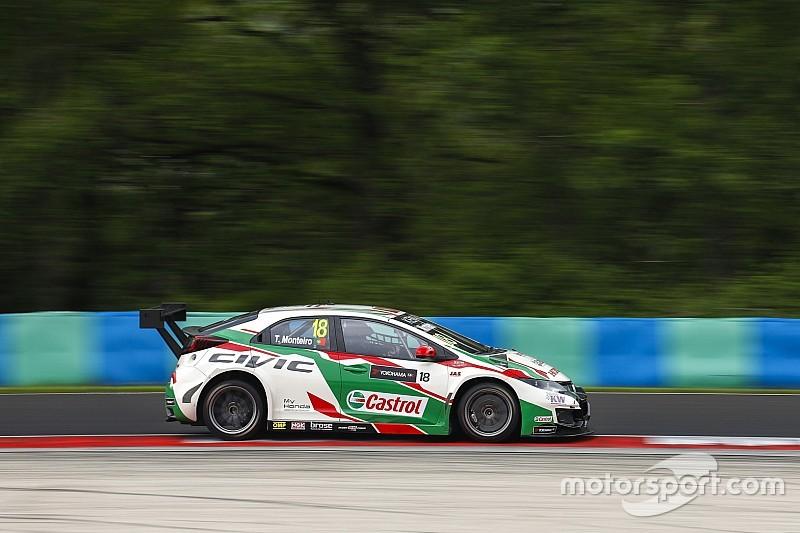 Tiago Monteiro si aggiudica la Opening Race dell'Hungaroring