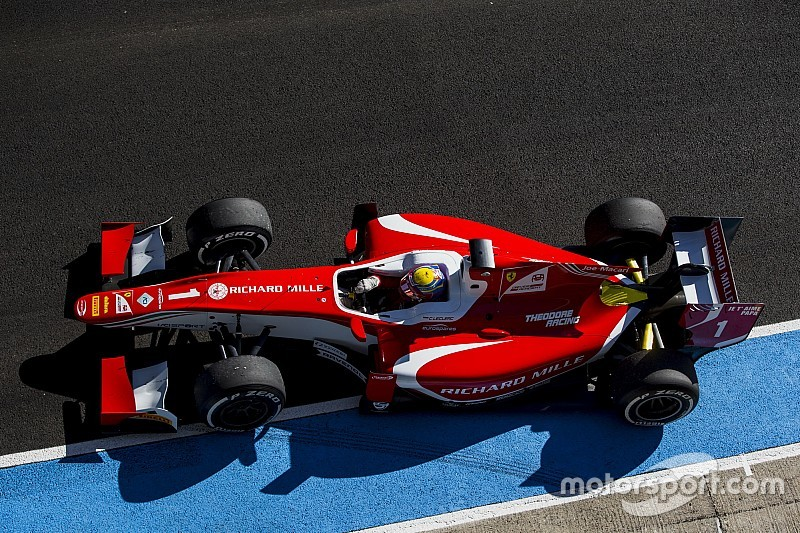 Jerez F2: Leclerc bags eighth pole of 2017 season
