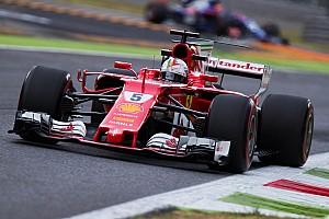 Formule 1 Réactions Troisième à Monza, Vettel promet une