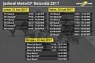 Jadwal lengkap MotoGP Belanda 2017