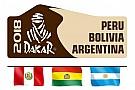 Ecco il percorso completo dell'edizione 2018 della Dakar