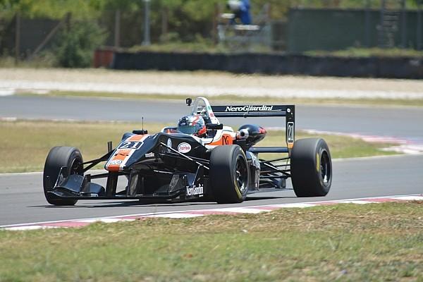 F2 Qualifiche Alessandro Bracalente firma la pole di Magione