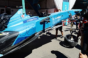 Formula E Reporte de prácticas Vídeo: el brutal accidente que complica el título de Buemi en Montreal