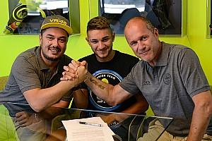 Moto3 Breaking news Diikat kontrak Sky VR46, Foggia debut Moto3 2018