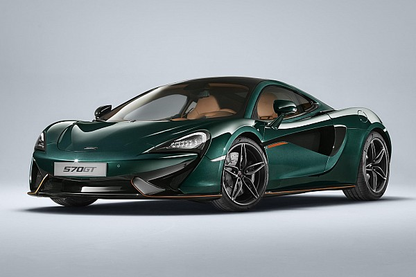 Automotive Breaking news McLaren Releases Six Specially Painted 570GT MSO Collection Cars