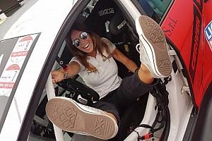 TCR Italia Ultime notizie Carlotta Fedeli a Vallelunga nel TCR Italy con Pit Lane Competizioni