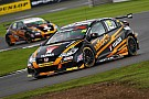 BTCC Silverstone BTCC: Neal beats Huff to win final race