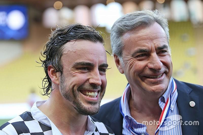 Los Sainz sobre Alonso: