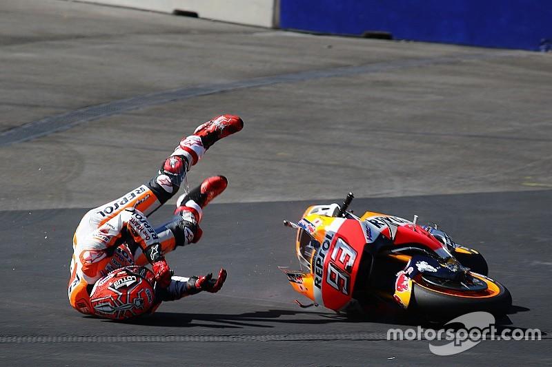 1.000 Kecelakaan di sepanjang MotoGP musim ini