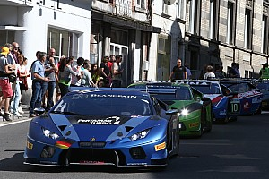Blancpain Endurance Breaking news Thousands of fans gather for Total 24 Hours of Spa Parade