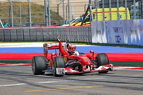 Ferrari Racing Days на Сочи Автодроме: день второй