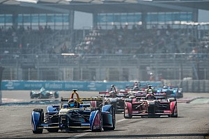 Formula E Race report Double podium for Renault e.dams amongst Mexican madness