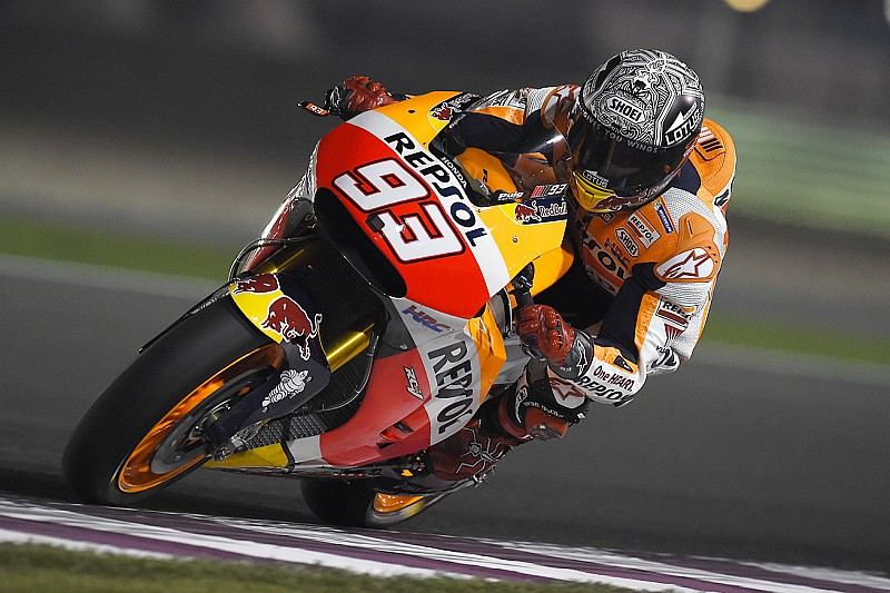 Аэродинамические новинки не помогли Honda, считает Маркес