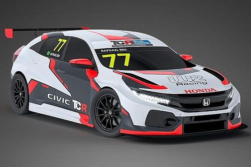W2 Racing terá dois Honda Civic na primeira temporada do TCR South America
