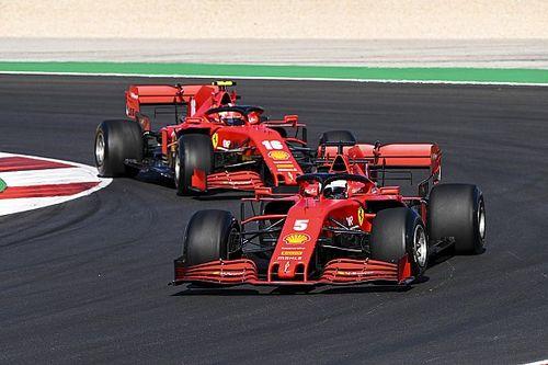 """Vettel: """"Leclerc farklı bir sınıfta"""""""