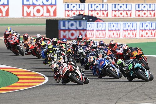 MotoGP: ecco il calendario provvisorio del 2021