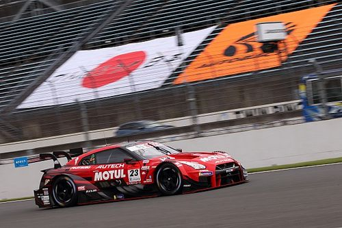 Quintarelli: Nissan hopes depend on all GT-Rs performing