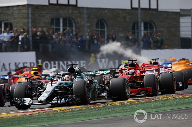 Ferrari: Mercedes not used to