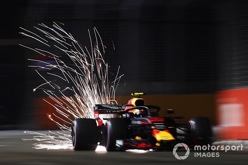 Verstappen: Red Bull hat bestes Auto, Renault keinen Siegeswillen